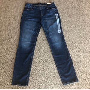 Old Navy Mid-Rise Original Straight Jeans